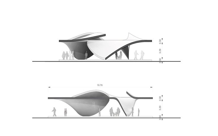 UNSTUDIO – Burnham Pavilion #design #architecture #art #pavilion