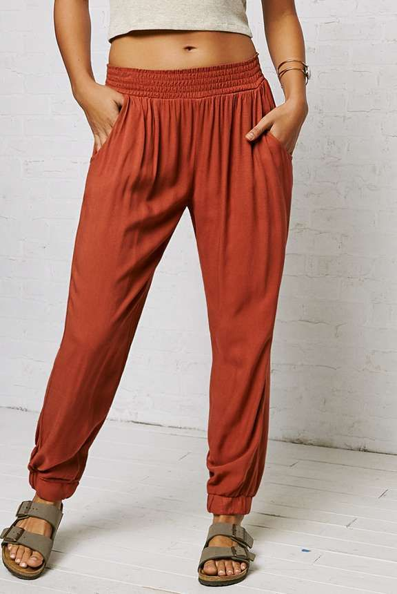 Don't Ask Why Soft Jogger Pant