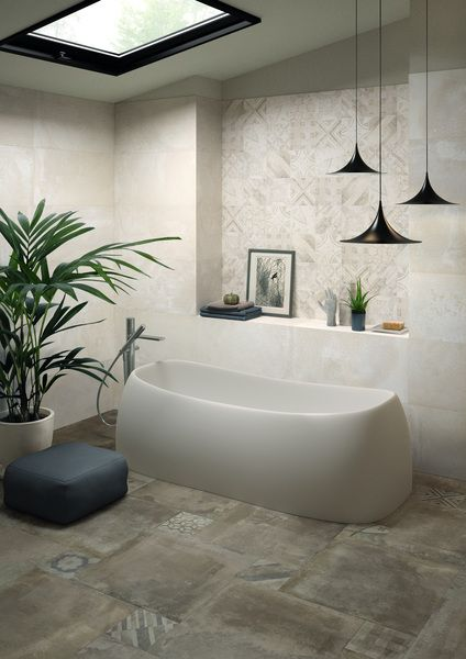 Carrelage emil ceramica kotto xl sweet home bagno for Carrelage waterloo