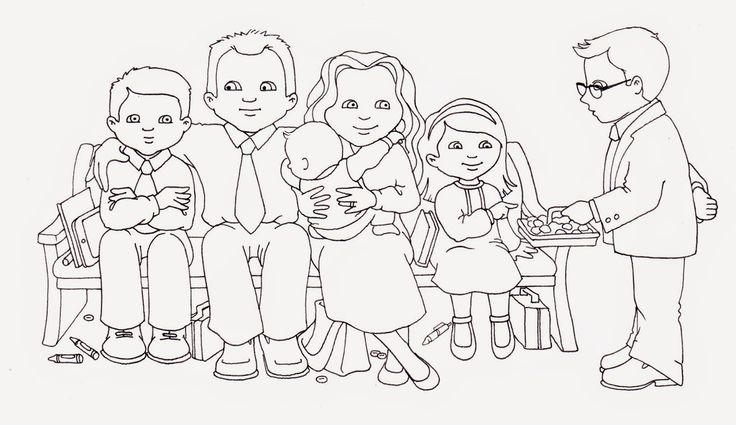 susan fitch design Sacrament Family