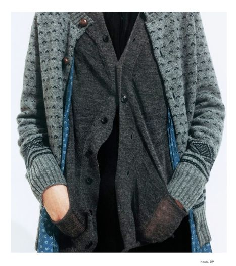 : Blue, Clothing, Autumn, Sweaters Weather, Grey Sweaters, Cardigans Layered, Fall Fashion, Closet, Cardigans Crazy