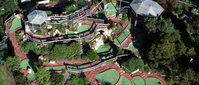 Mini Golf Course Information - Spring Park Golf Course and Dingley Village Adventure Golf - Spring Park Golf Course and Dingley Village Adventure Golf