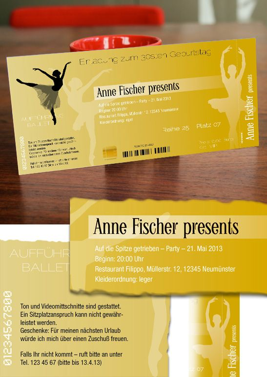 für Ballett-fans
