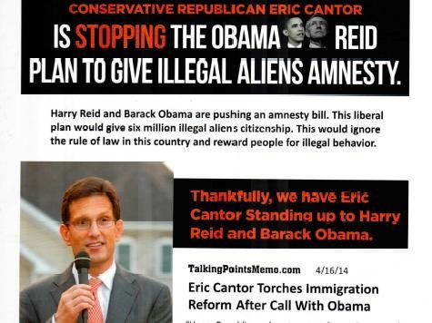 Eric Cantor: The Amazing Adventures of Cantor and Gutierrez - Virginia Primary June 10