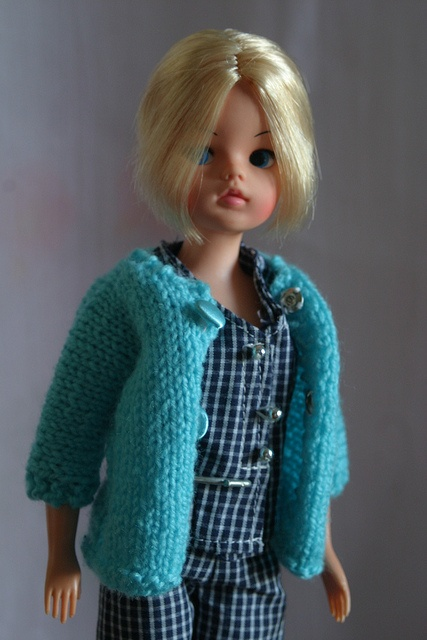 loved knitted Sindy clothes - still got them!