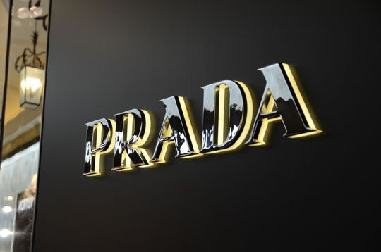 Well not insisting you to go with this option, but if you wish to gift her something that makes her feel confident and happy, Prada is the right option