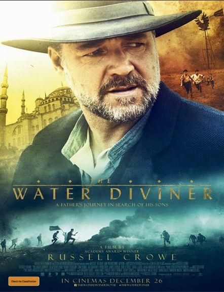 """@DescargaPelisYa Te Invita a Descargar Gratis La Película """"El Maestro del Agua"""" (The Water Diviner) Con sólo 4 Clics Gratis y en Calidad DVD http://buff.ly/1ARzrMz"""