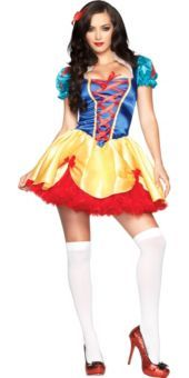 Sexy Snow White Costume for Women