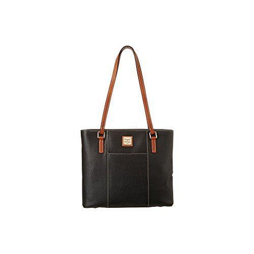(ドゥーニー&バーク) Dooney & Bourke レディース バッグ トートバッグ Small Lexington Shopper 並行輸入品  新品【取り寄せ商品のため、お届けまでに2週間前後かかります。】 表示サイズ表はすべて【参考サイズ】です。ご不明点はお問合せ下さい。 カラー:Black w/ Tan Trim