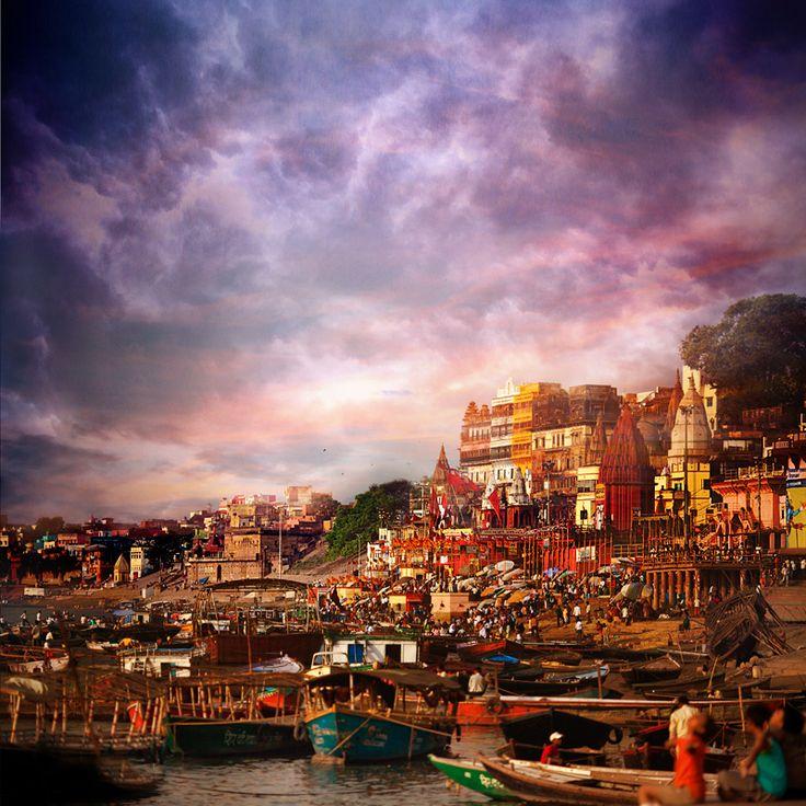 открывалка города индии картинки общем, много людей