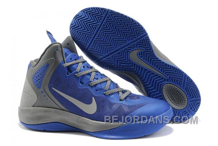 http://www.bejordans.com/60off-big-discount-nike-zoom-hyperfuse-2012-blue-gray-nzh0644.html 60%OFF! BIG DISCOUNT! NIKE ZOOM HYPERFUSE 2012 BLUE GRAY NZH0644 Only $81.00 , Free Shipping!