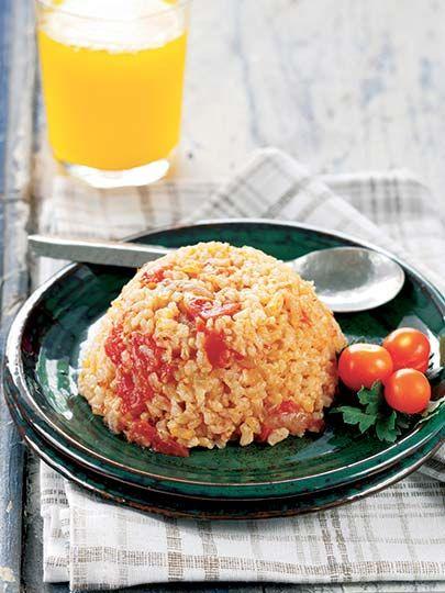 Domatesli pilav tarifi mi arıyorsunuz? En lezzetli Domatesli pilav tarifi be enfes resimli yemek tarifleri için hemen tıklayın!