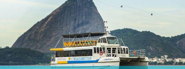 Rio Boulevard Tour. Marina da Glória