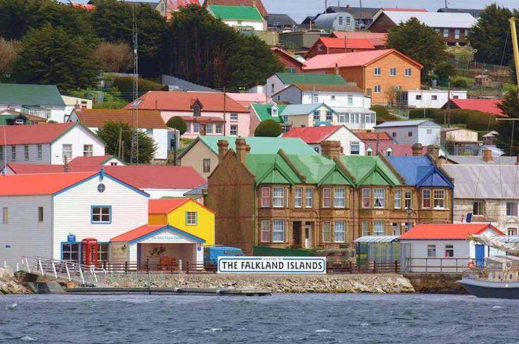 Stanley, Falkland Islands - by © FIG, Stanley waterfront - falkland_islands:Flickr