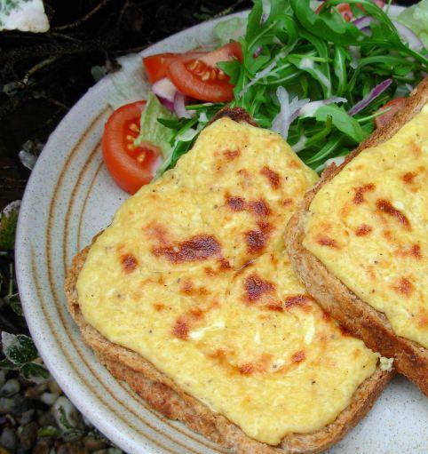 Recipe of the Day: Welsh Rarebit