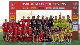 Une semaine après la victoire de son homologue masculin à Hong Kong, l'équipe canadienne de rugby à sept féminin s'est...