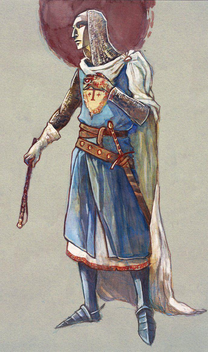 King Baldwin IV - an amazing piece of art.