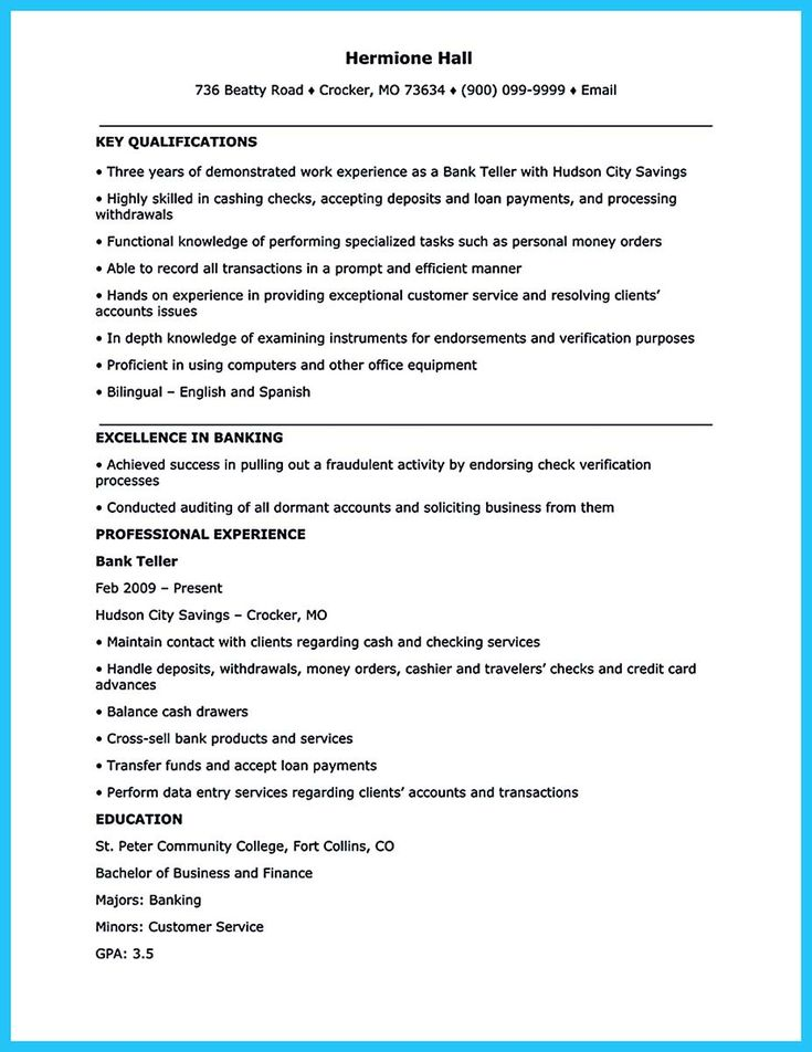awesome Learning to Write from a Concise Bank Teller Resume Sample, Check more at http://snefci.org/learning-to-write-from-a-concise-bank-teller-resume-sample