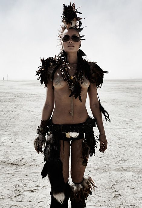 hector santizo: burning man