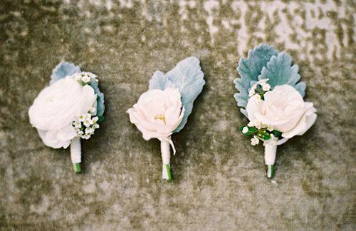 Bolts & Arrows : Wedding Flower Homework: Rustic & Vintage Accents