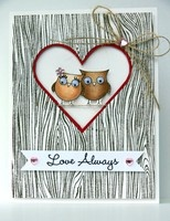 A Project by PiecesByEmily from our Cardmaking Gallery originally submitted 01/16/12 at 04:28 PMOwls Cards, Cards Ideas, Cardmaking Gallery, Owls Punch, Handmade Cards, Valentine Cards, Cards Valentine, Cas Cards, Cardmaking Ideas