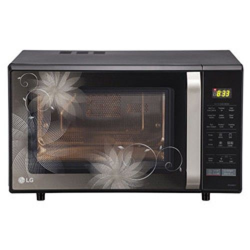 Deals And Offers On Cookware Lg 28 Litres Mc2846bct Convection Microwave Oven