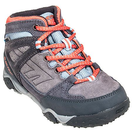 Hi-Tec Boots Kids Waterproof Big Fit Tucano Jr Grey Hiking Boots 31299,    #HiTecBoots,    #31299,    #HikingBoots