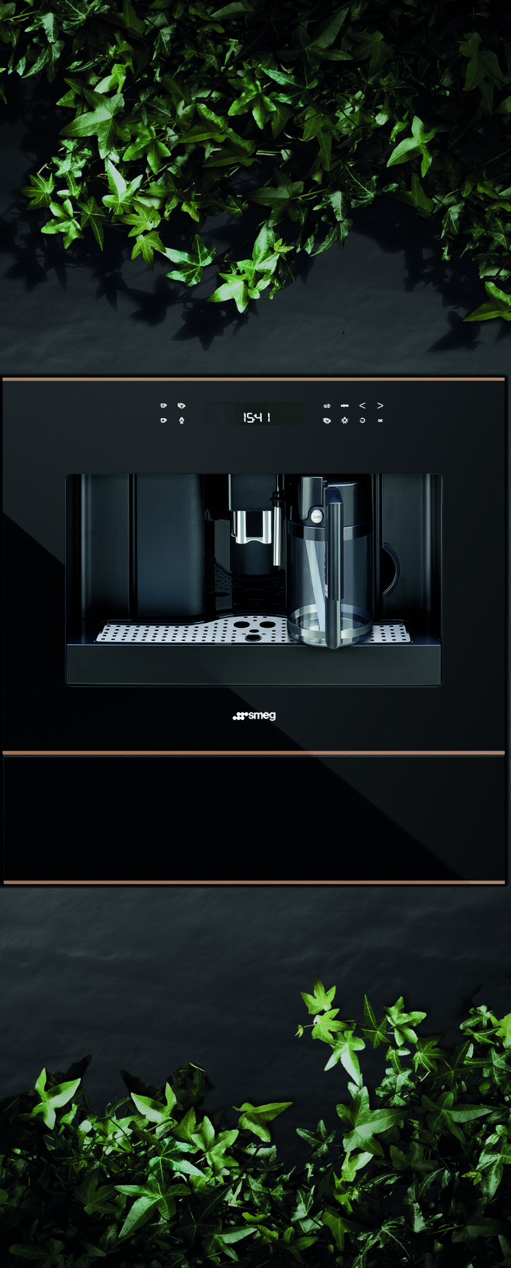 """CMS4601NR new Dolce Stil Novo Coffee Machine 