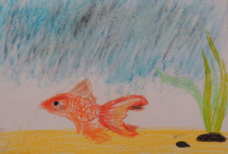 Poslední 30. den - podmořský svět. S Aničkou moc děkujeme za pěknou a zajímavou kreativní výzvu :).