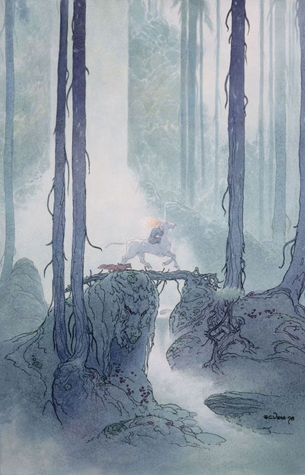 Yvaine from Stardust by Neil Gaiman & Charles Vess: