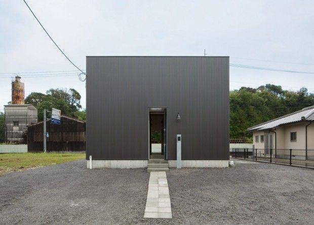 Loft House dans la préfecture de Tokushima au Japon par CAPD - Journal du Design