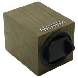 Steinhausen 12-mode Single Olive Wood Grain Watch Winder $270