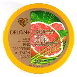 Delon+ Body Butter Pink Grapefruit & Lemon Grass