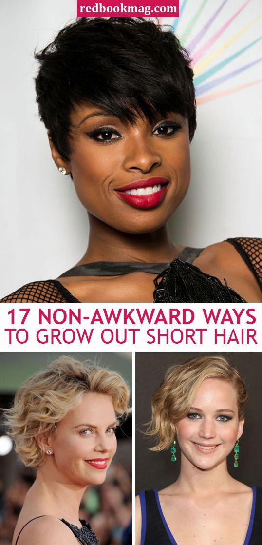 20 Non-Awkward Ways to Grow Out Your Short Haircut ...
