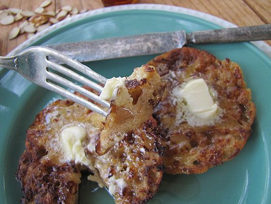 english muffin almond french toast..healthy option would be to use ...