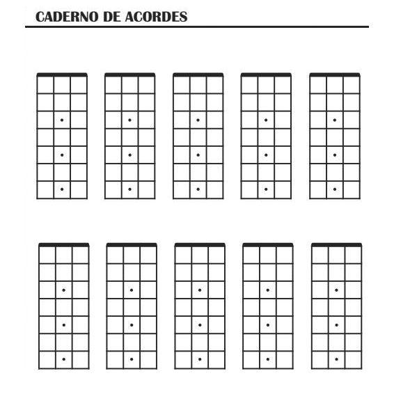 As 10 melhores ideias de Acordes de guitarra pdf no