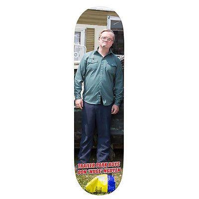 Decks 16263: Baker Skateboard Deck Trailer Park Boys Nuge 8.25 -> BUY IT NOW ONLY: $46.95 on eBay!