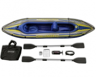Seadoo 2 Man Inflatable Kayak