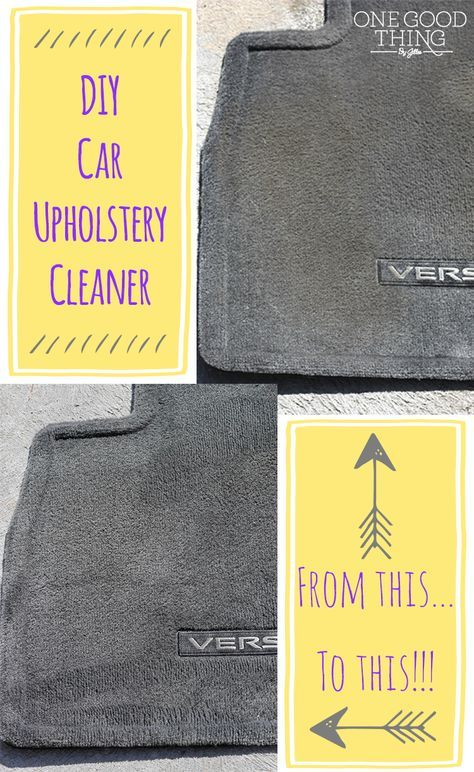Diy Car Interior Design: 25+ Best Ideas About Car Upholstery Cleaner On Pinterest
