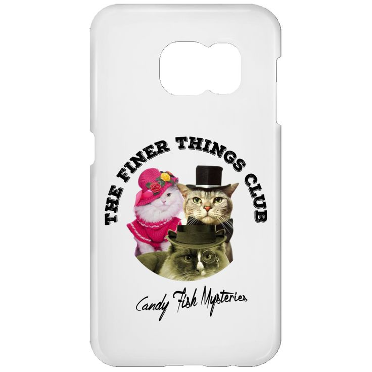 The Finer Things Club Samsung Galaxy S7 Phone Case