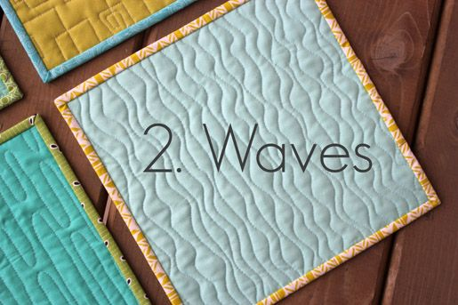 Free Motion Quilting Series Four Designs To Take You