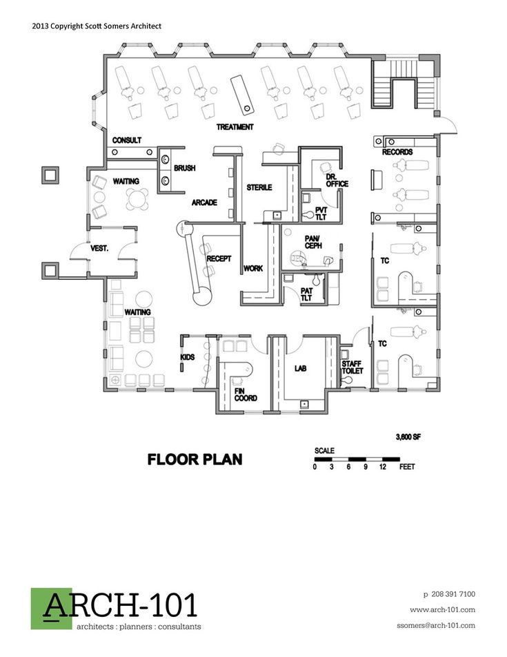 1000 ideas about office floor plan on pinterest office floor office layout plan and dental for Orthodontic office design floor plan