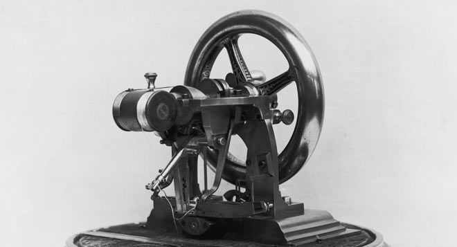 The mechanization of stitching happened by way a series of inventions, several of which finally came together. Though Elias Howe is often credited with inventing the sewing machine, his invention had more to do with the combination of existing ideas.