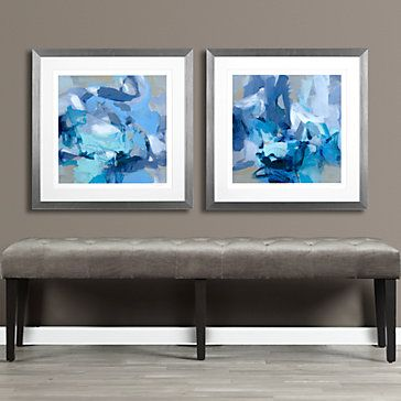 Charlotte Blue - Limited Edition | Framed Art | Art by Type | Art | Z Gallerie