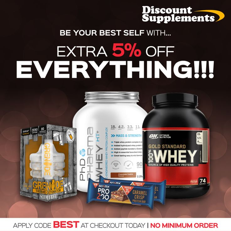 Be your best self… 🔥 🔥 🔥 Extra 5% off code: BEST www.discount-supplements.co.uk #proteinbars #protein #diet #whey #gym #bodybuilding #fit #fatloss #sport