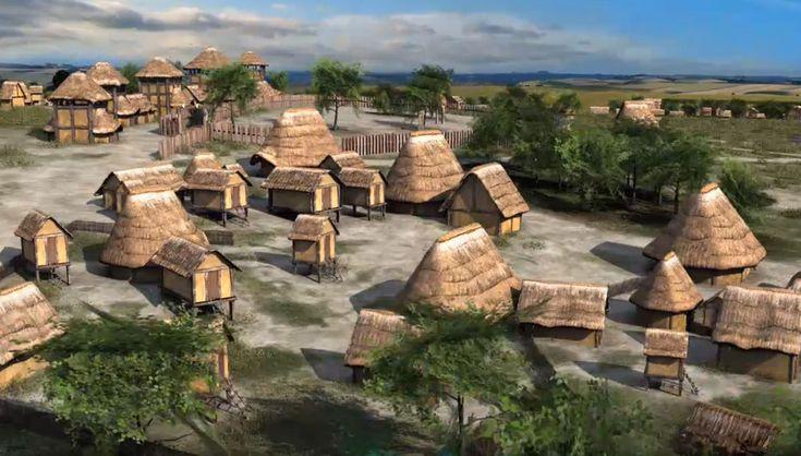 Take a Virtual Tour of a 2200 Year Old Gallic Settlement