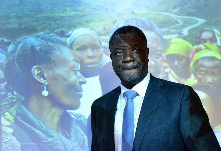 Parce qu'à ses yeux il «salit l'image de l'armée», Kinshasa  (RDC) a refusé la diffusion du documentaire consacré au docteur Denis Mukwege qui répare les victimes de viols - 8 sept 15