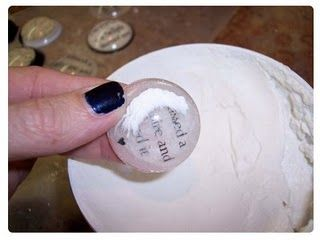 """""""How To"""" polish resin or at least how I do it"""