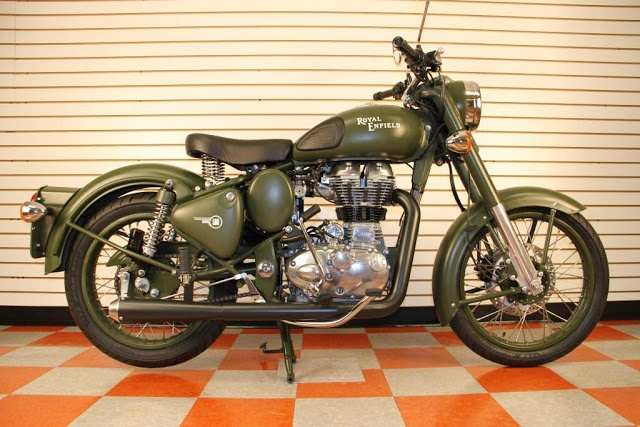 ROYAL ENFIELD BULLET 500 PERFORMANCE EXHAUST ~ Grease n Gasoline