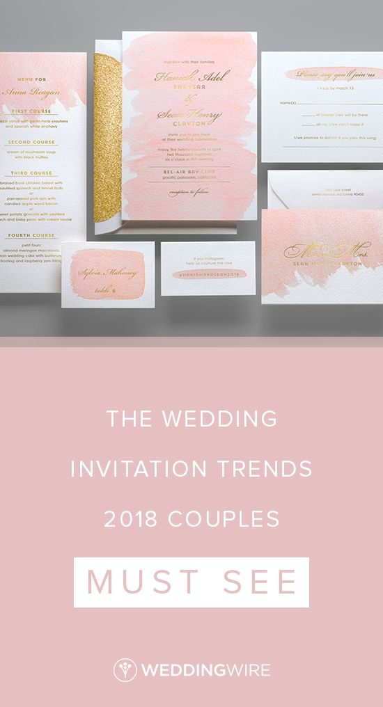 avery address labels wedding invitations%0A The Wedding Invitation Trends      Couples Must See
